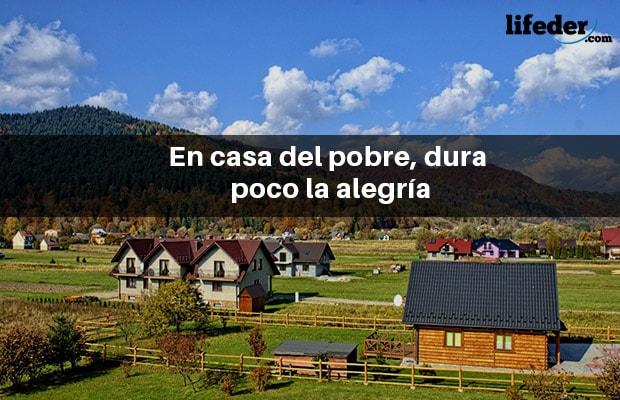 Os 200 ditados espanhóis mais populares 15