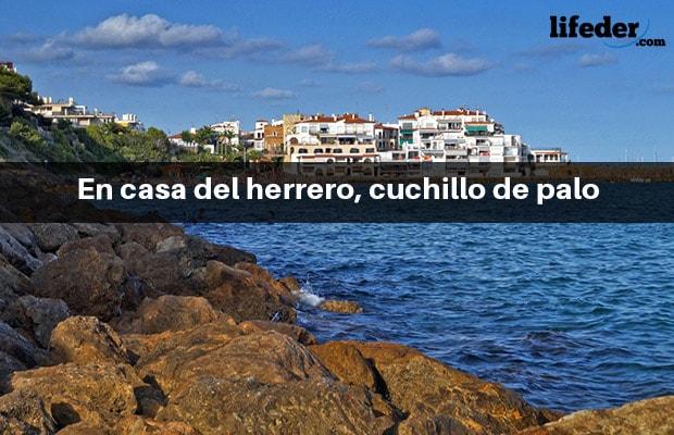 Os 200 ditados espanhóis mais populares 9