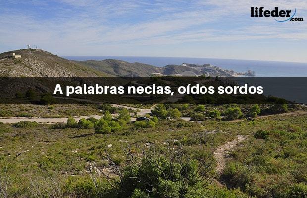 Os 200 ditados espanhóis mais populares 10
