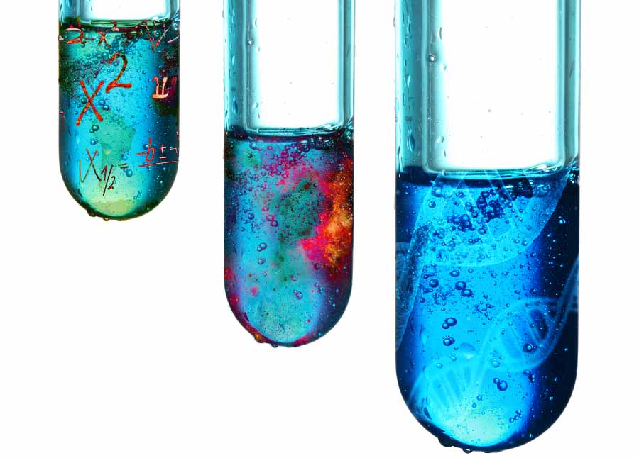 Qual é a relação da química com outras ciências? 13