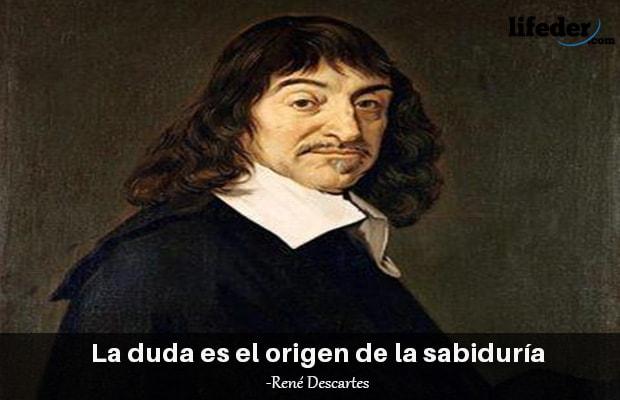 As 100 melhores frases de René Descartes 10