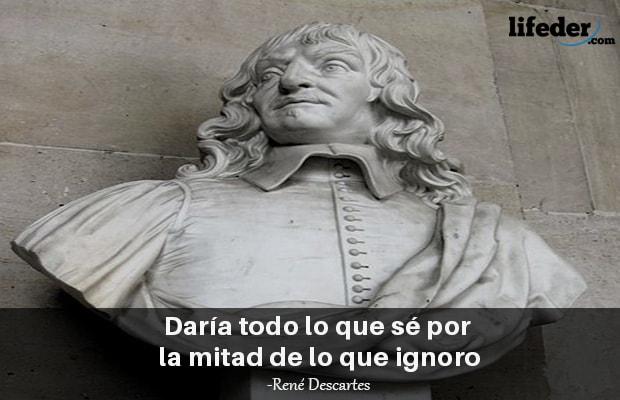 As 100 melhores frases de René Descartes 6