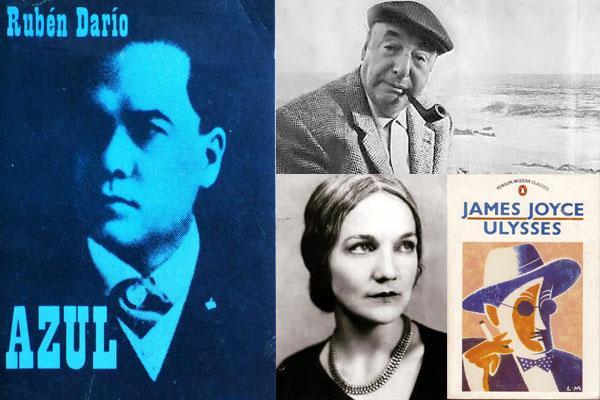 Os 15 principais representantes do modernismo