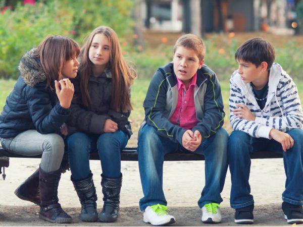 Adolescentes diante de desafios e problemas do ambiente natural e social 1