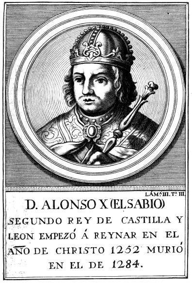 Alfonso X de Castilla: biografia e contribuições culturais 1