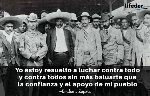As 95 melhores frases da Revolução Mexicana 11