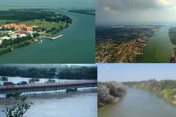 Os 6 rios mais importantes de Tamaulipas 1