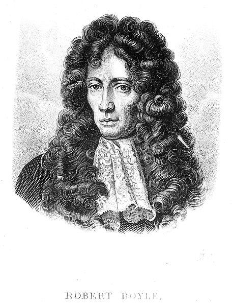 Robert Boyle: Biografia e Contribuições 1