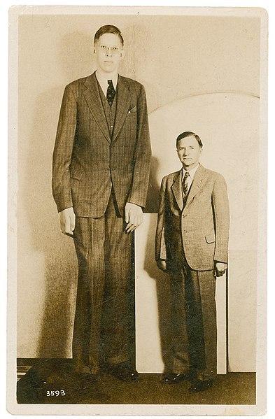 Robert Wadlow: biografia do homem mais alto da história 1