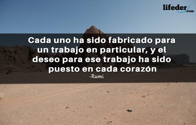 As 75 melhores frases de Rumi [com imagens] 12