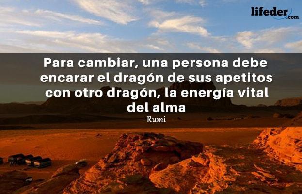 As 75 melhores frases de Rumi [com imagens] 13