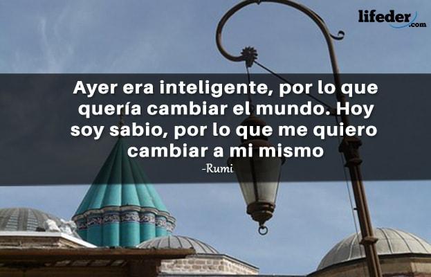 As 75 melhores frases de Rumi [com imagens] 3