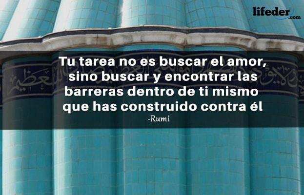 As 75 melhores frases de Rumi [com imagens] 1