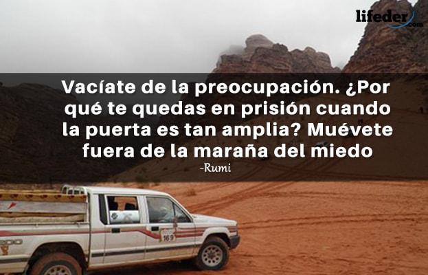 As 75 melhores frases de Rumi [com imagens] 5