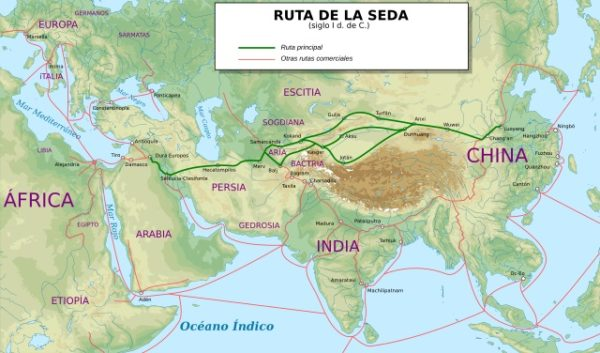 Rota da Seda: história, rota, importância e atualidade 1
