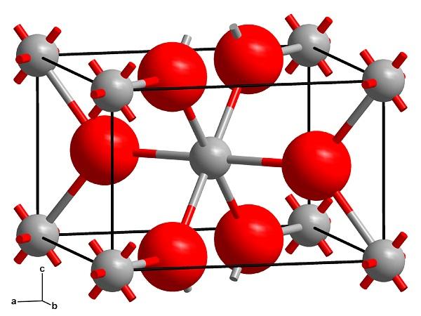 Óxido de titânio (IV): estrutura, propriedades, usos 2