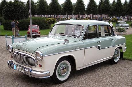 As 21 melhores marcas de carros alemães da história 19