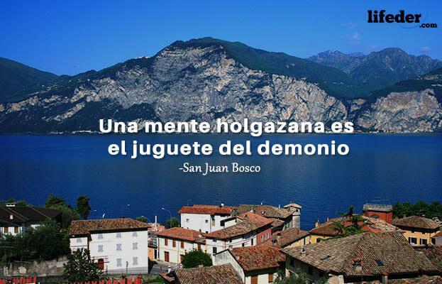 As 100 melhores frases de San Juan Bosco 13