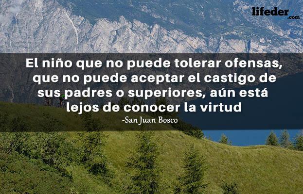 As 100 melhores frases de San Juan Bosco 15