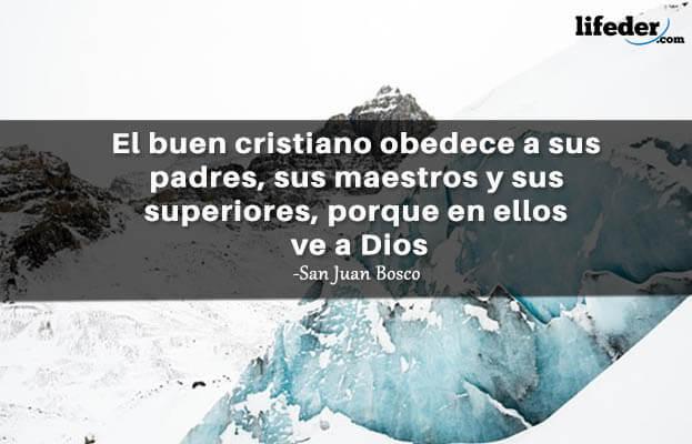 As 100 melhores frases de San Juan Bosco 19
