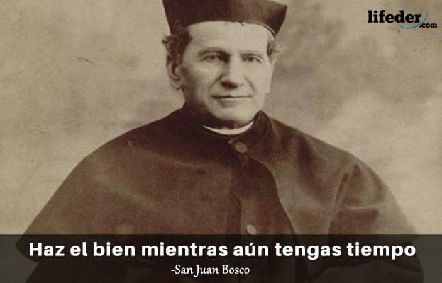 As 100 melhores frases de San Juan Bosco 3
