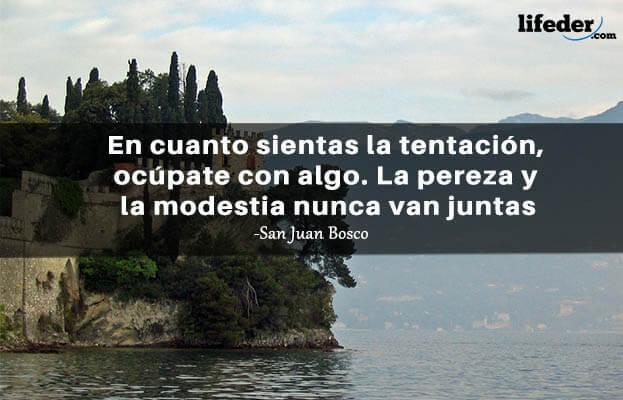 As 100 melhores frases de San Juan Bosco 21