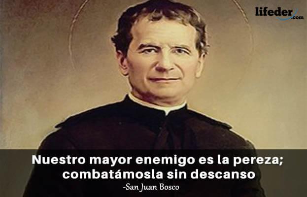 As 100 melhores frases de San Juan Bosco 5