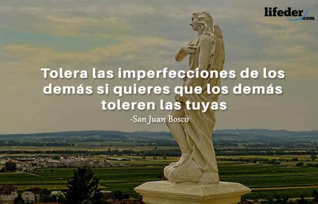 As 100 melhores frases de San Juan Bosco 8