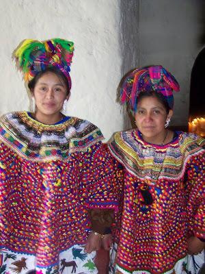 Traje típico de Huehuetenango e suas características 5