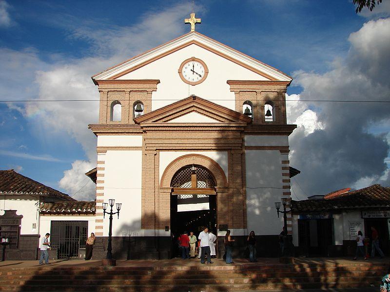 As 5 cidades mais bonitas de Antioquia 5