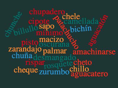 Os 33 regionalismos mais populares de Honduras 1