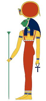 As 20 principais deusas egípcias (nomes mitológicos) 17