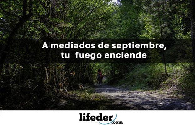 70 frases bonitas de setembro 12