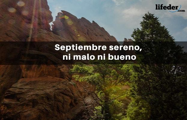 70 frases bonitas de setembro 13