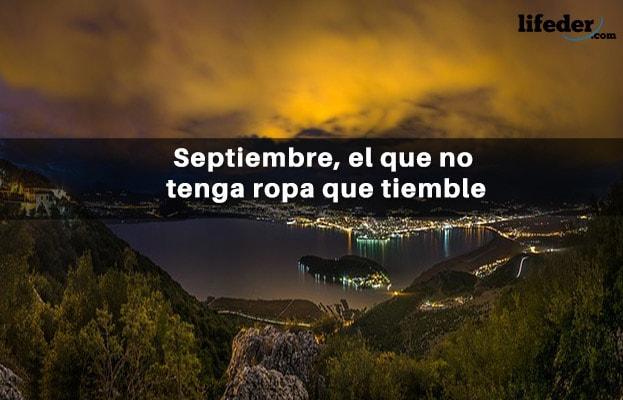 70 frases bonitas de setembro 2
