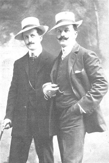 Hermanos Álvarez Quintero: biografias e obras 1