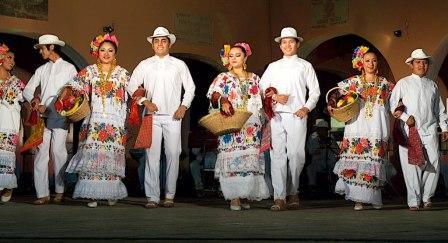 As 5 Danças e Danças Mais Apresentadas de Yucatán 1