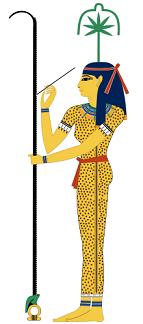 As 20 principais deusas egípcias (nomes mitológicos) 16