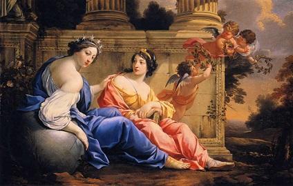 As 9 musas gregas, sua origem e características 7