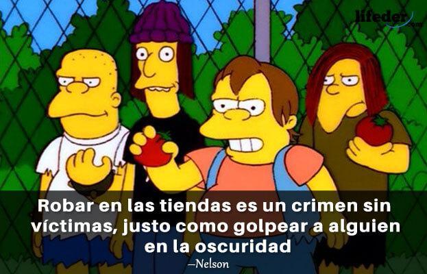 100 Citações de Os Simpsons Muito Engraçados 15