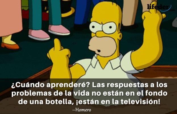 100 Citações de Os Simpsons Muito Engraçados 3