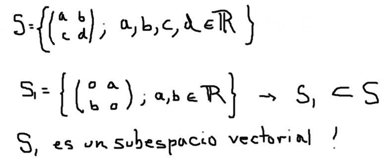 Espaço vetorial: base e dimensão, axiomas, propriedades 3