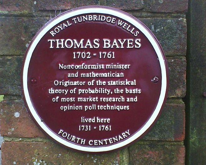 Thomas Bayes: Biografia e Contribuições 2