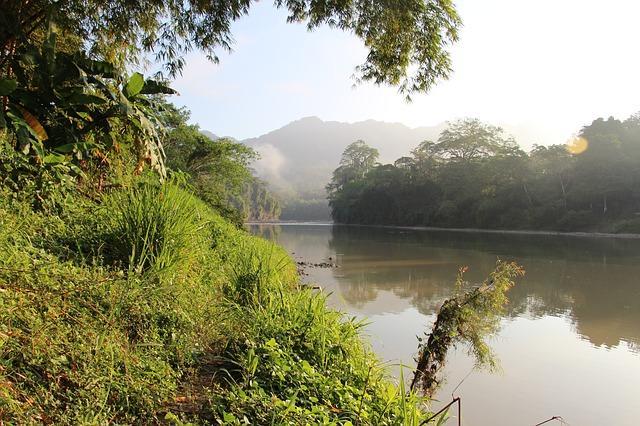 Os 7 principais recursos naturais de Tabasco