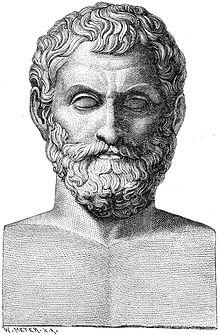 Os 30 filósofos pré-democráticos mais importantes e suas idéias 1