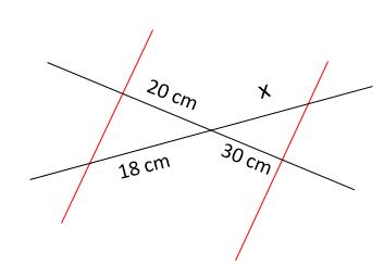Teorema de Thales de Mileto: Primeiro, Segundo e Exemplos 7