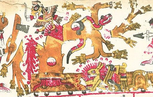 Itzpapálotl: simbologia, lendas, representações artísticas 2