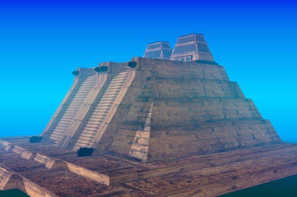 Arte asteca: características, artesanato, pintura, escultura 5