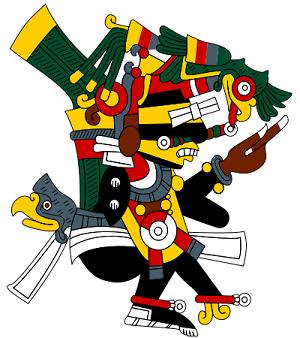 Os 67 deuses astecas mais importantes e seu significado 4