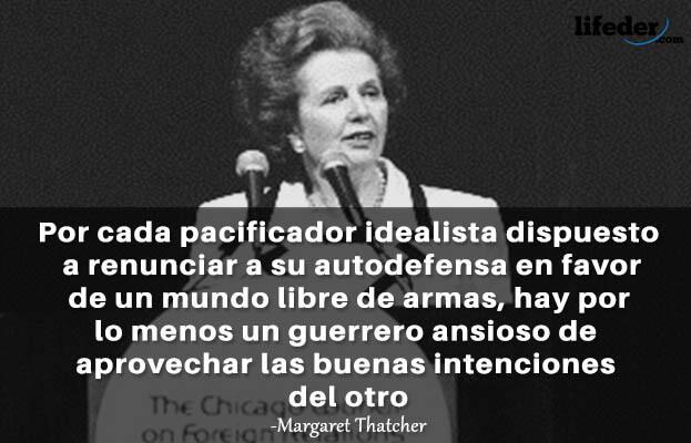 As 90 melhores frases de Margaret Thatcher 10